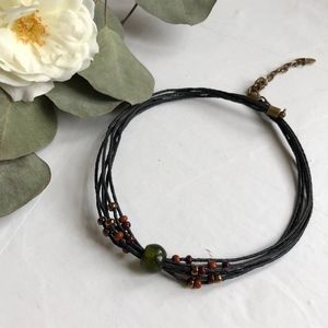 Jewelry - Cord necklace